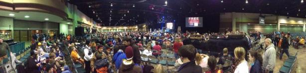 Winter Xtreme 2012 Gatlinburg
