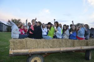 Youth Cookout & Hayride