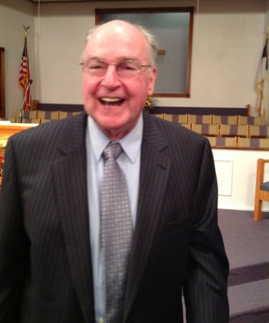 Guest Speaker: Bro. David Walters, former pastor