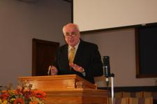 Bro. Robert Spradlin, Associational Director of Missions
