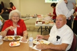 Thank you Mrs. Norma & Mr. Kyle for your heart for kitchen ministry