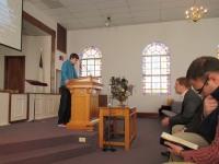 Scripture & Prayer II Cor. 5:11-21