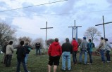 Sunrise Service at ESV, March 27, 2016
