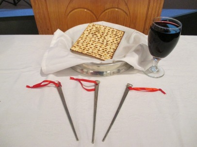 Maundy Thursday Service, March 24, 2016