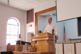 Testimony by Perry Elam