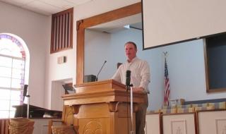 Testimony by Wesley Elam