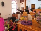 Easter Worship - Children's Sermon, March 27, 2016