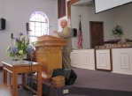 Guest Speaker, Bro. Wade McKinley